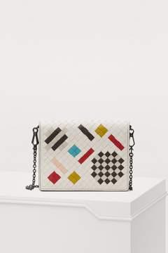Bottega Veneta Olympia shoulder bag
