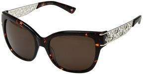 Brighton Toledo Lattice Sunglasses Plastic Frame Fashion Sunglasses