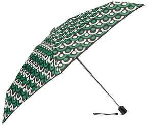 Vera Bradley Automatic Mini Umbrella Compact Umbrella