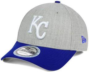 New Era Kansas City Royals Heather Hit 9FORTY Cap