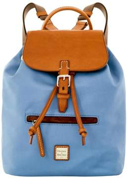 Dooney & Bourke Windham Allie Backpack - DUSTY BLUE - STYLE