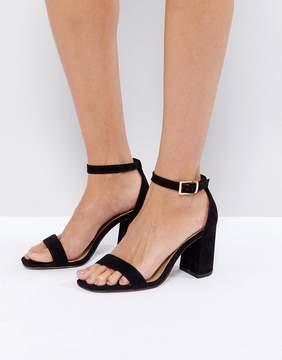 Asos HAYDEN Block Heeled Sandals