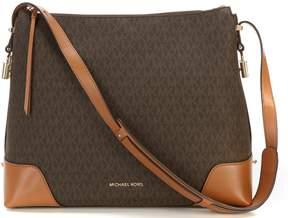 MICHAEL Michael Kors Crosby Large Twill Shoulder Bag