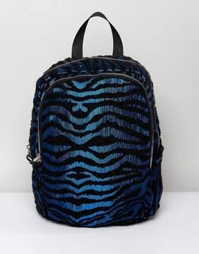 Asos Zebra Backpack