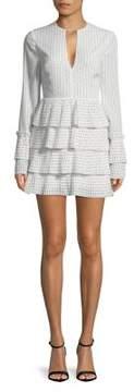 C/Meo CMEO COLLECTIVE Ruffled Mini Dress