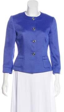 Tahari Lightweight Button-Up Jacket