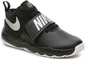 Nike Boys Team Hustle D8 Toddler & Youth Basketball Shoe