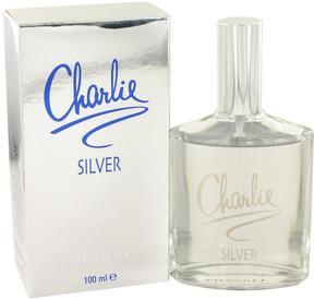 CHARLIE SILVER by Revlon Eau De Toilette Spray for Women (3.4 oz)