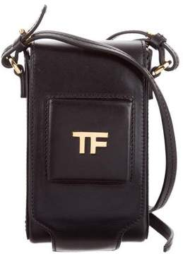 Tom Ford Icon Leather Camera Case Bag