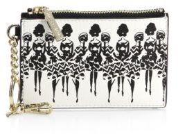 Alice + Olivia Evy Zip Coin Purse
