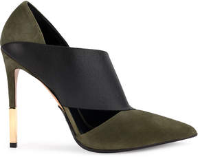 Balmain pointed strap pumps