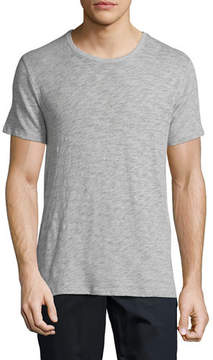 ATM Anthony Thomas Melillo Short-Sleeve Crewneck Slub T-Shirt
