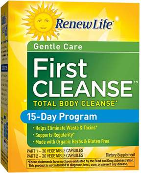 First Cleanse Cleansesmart by Renew Life Inc.