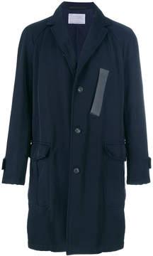 Kolor buttoned coat