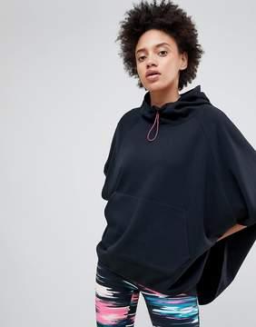 Esprit Hooded Cape Gym Sweatshirt