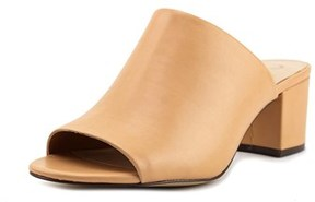 Callisto Mathis Open-toe Leather Mules.