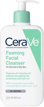 CeraVe Foaming Facial Cleanser