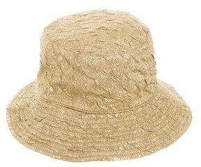 Michael Kors Metallic Bucket Hat