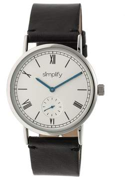 Simplify 5101 The 5100 Watch