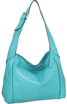 Nino Bossi Myra Leather Shoulder Bag (Women's)