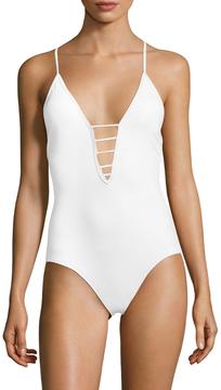 Athena Women's Strappy One Piece Swimsuit