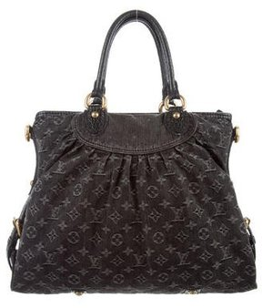 Louis Vuitton Denim Neo Cabby GM - BLACK - STYLE
