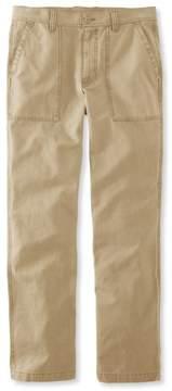 L.L. Bean Men's L.L.Bean Fatigue Pants, Standard Fit