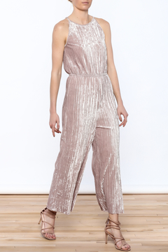 Ark & Co Velvet Vixen Jumpsuit