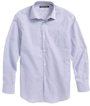 Michael Kors Mini Check Dress Shirt