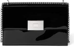 Ralph Lauren Patent Leather RL Chain Bag