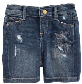 DL1961 Infant Girl's Kaley Denim Shorts