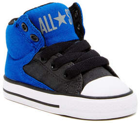Converse Chuck Taylor® All Star® High Street Hi-Top Blue Sneaker (Baby, Toddler, & Little Kid)