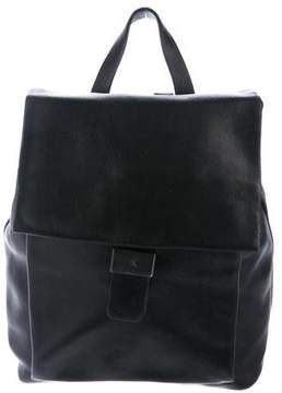 Calvin Klein Mini Leather Backpack