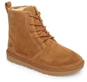 UGG Boy's Harkley Lace-Up Boot