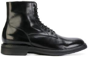 Pantanetti lace up boots