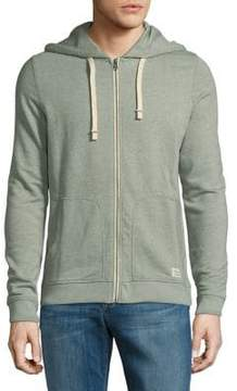 Jack and Jones Full-Zip Hooded Jacket