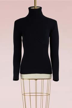 Balenciaga Long-sleeved turtleneck sweater