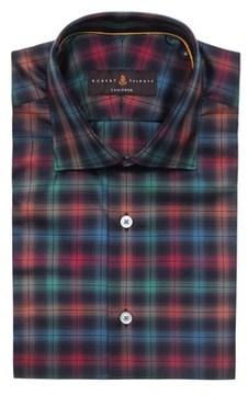 Robert Talbott Crespi Iii Tailored Fit Woven Shirt.