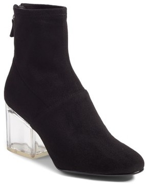 Steve Madden Women's Lusty Statement Heel Bootie
