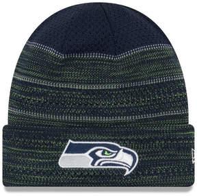 New Era Seattle Seahawks Touchdown Cuff Knit Hat