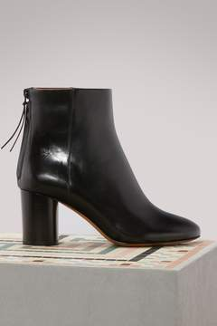 Isabel Marant Ritza leather ankle boots