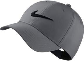 Nike Mens Golf Legacy91 Tech Adjustable Hat ( Color:Dark Grey/ Anthracite/White)