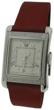 Bedat & Co Stainless Steel with Diamond Automatic Womens Watch