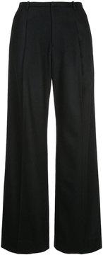 ESTNATION wide-leg trousers