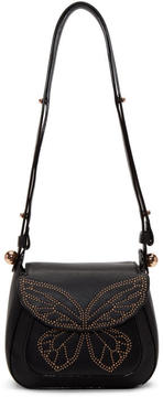 Sophia Webster Black Evie Bag