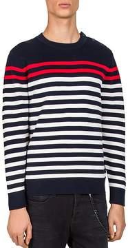 The Kooples Breton-Stripe Sweater