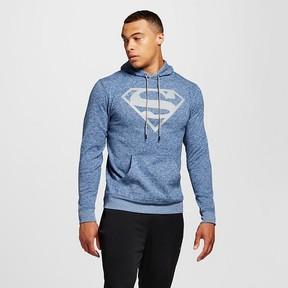 Bioworld Men's Superman Chunky Pullover Fleece
