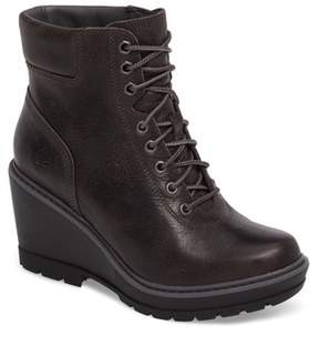Timberland Women's Kellis Wedge Lace-Up Boot