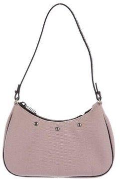 Saint Laurent Mini Denim Bag - PINK - STYLE