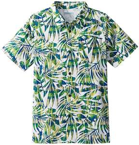 Columbia Kids Trollers Best Short Sleeve Shirt Boy's Short Sleeve Button Up